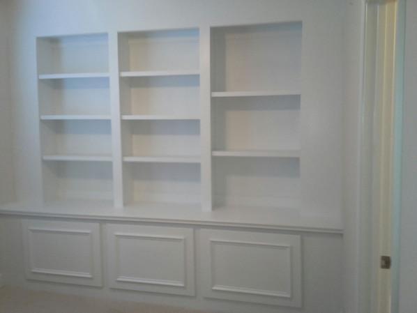 Built-in Wall Unit | builtinking.com