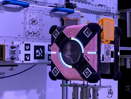 Playing @ NASA