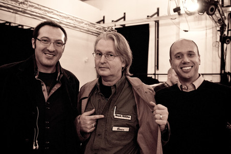 Bruce Sterling: He joined our events a couple of times and allowed Widetag to use his neologism Spime ...