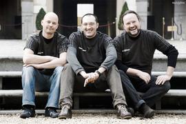 Widetag founders: David Orban, Roberto Ostinelli and myself