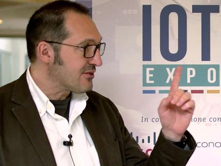 IoT talk @Disruptive week