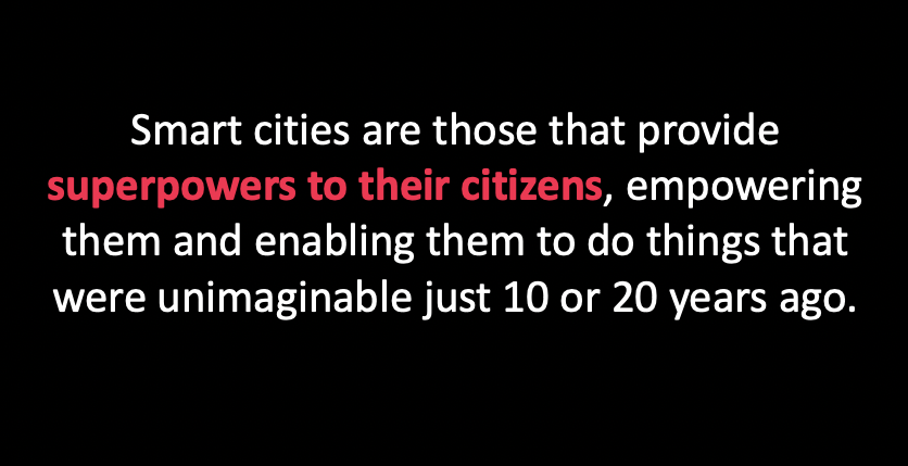 About SmartCities...