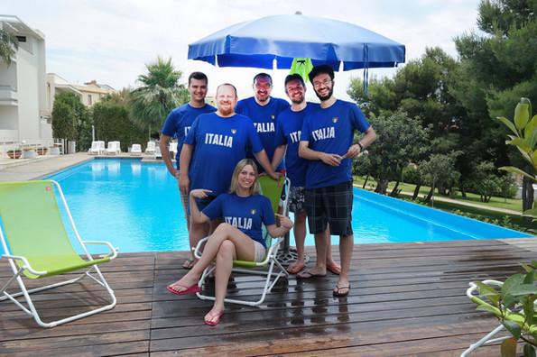 Those bunch of Italians, built TOK.tv A unique sport social network!
