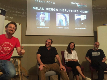 Disruptors Nights #StartupGrind
