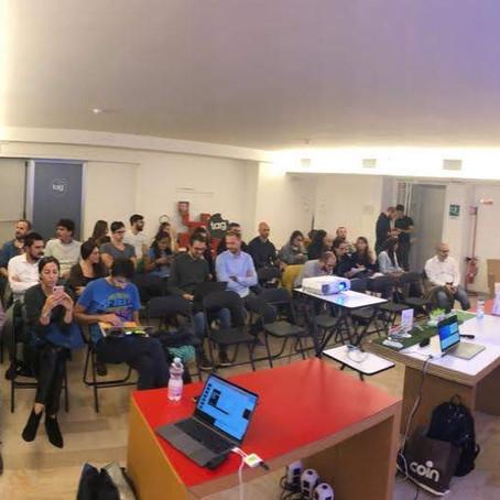 IoT Designer: Presenting (remotely) my book at TAG Brescia