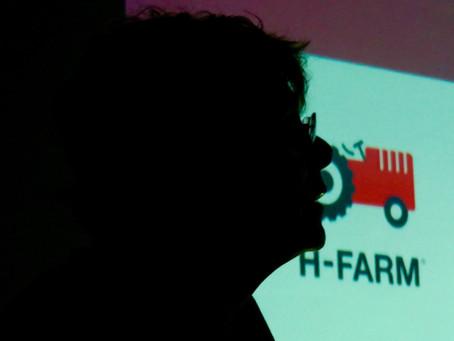Re-inventing IxD @H-Farm with Gillian Crampton & C.