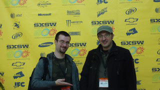 SXSW together with my friend Davide/Erin, Product Experience Director at Automattic