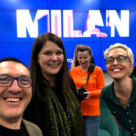 IxDA @Fitbit SF, thinking about Milan 2020 (ciao ManuZeta, ciao JulieBlitzer)