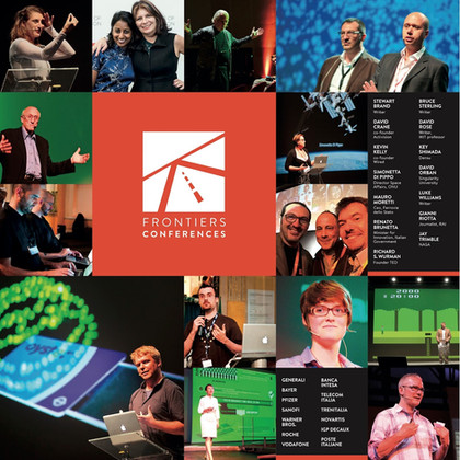 As President of Frontiers Conferences, I hosted hundreds of incredible speakers