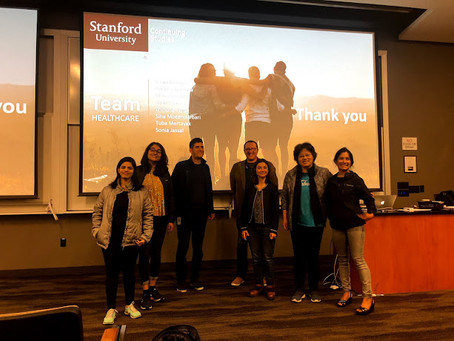 IoT Product Manager @Stanford