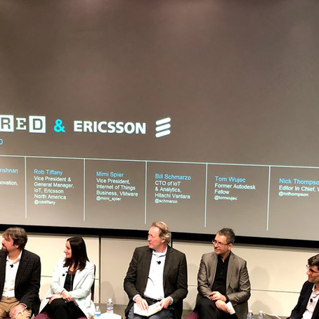 Ericsson + Wired + IoT + 5G
