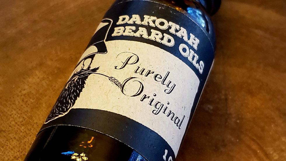 Dakotah Beard Oils Purely Original Blend
