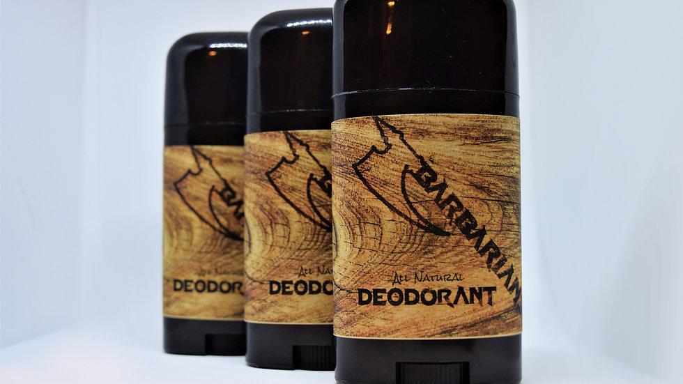 Barbarian Deodorant