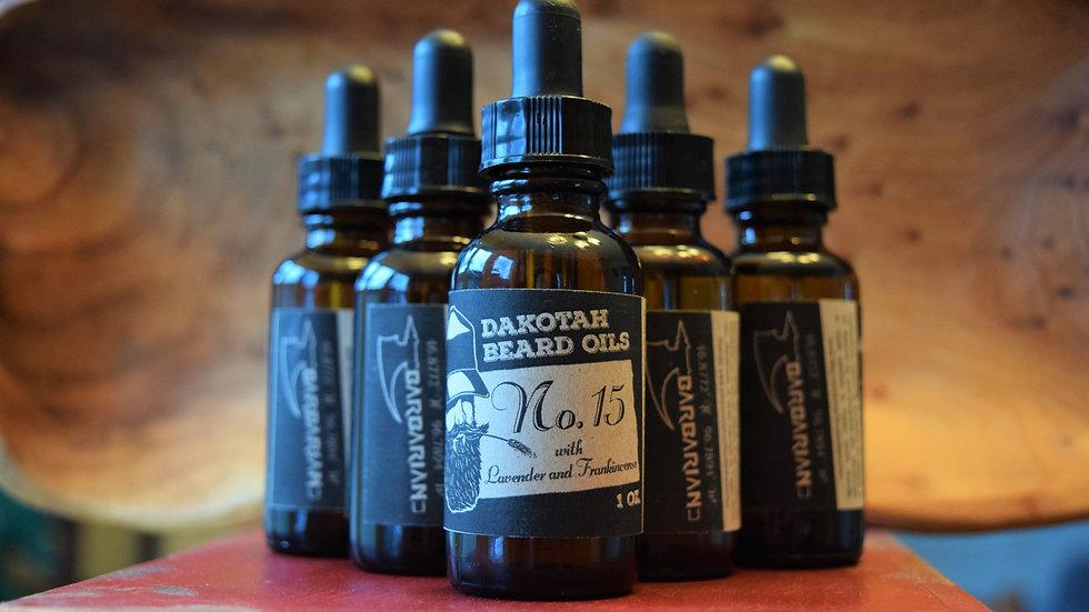 Dakotah Beard Oils No. 15