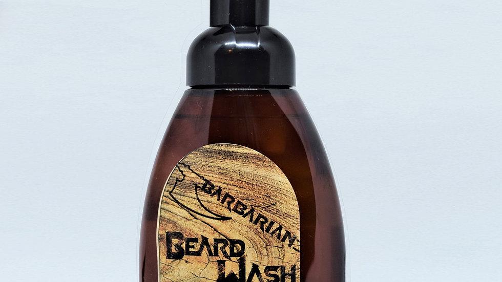 Barbarian Beard Wash