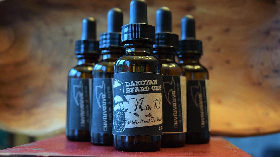 Dakotah Beard Oils No. 13