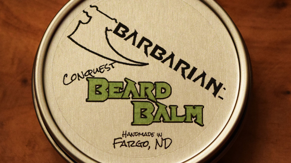 Barbarian Conquest Beard Balm