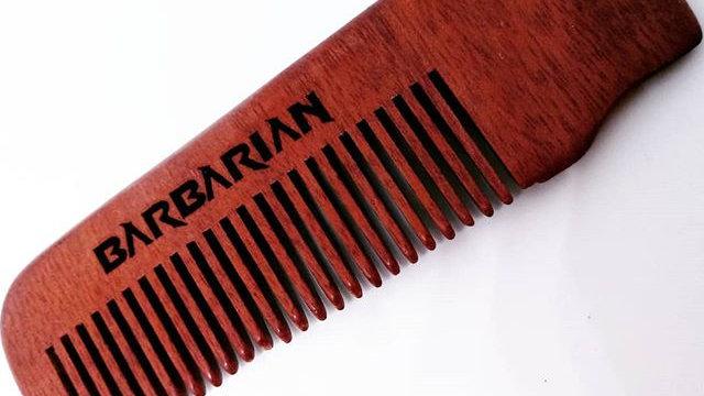 Barbarian Comb