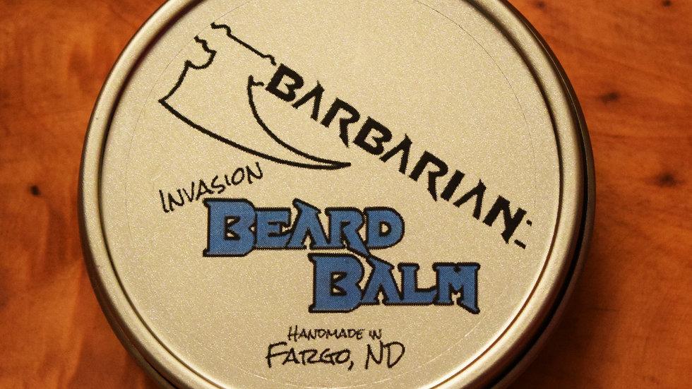 Barbarian Invasion Beard Balm