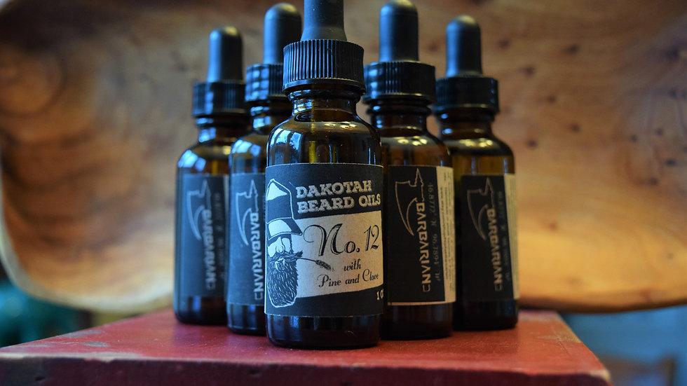Dakotah Beard Oils No. 12