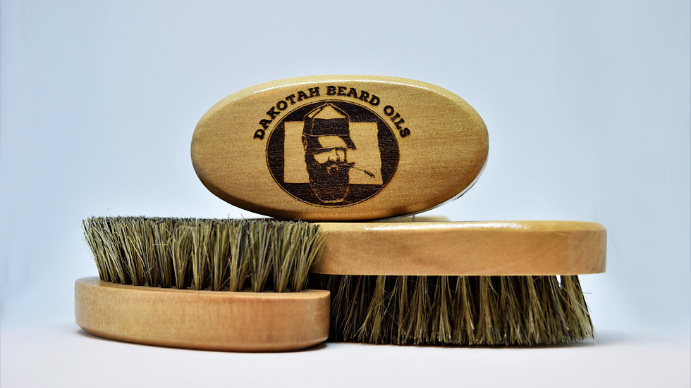Dakotah Boar Bristle Beard Brush