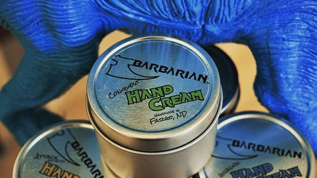 Barbarian Hand Cream