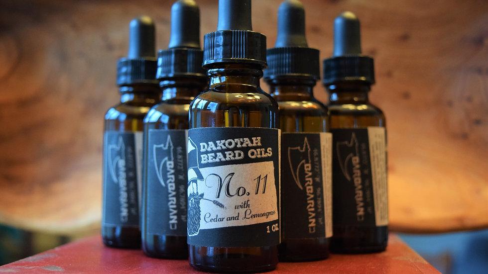 Dakotah Beard Oils No. 11