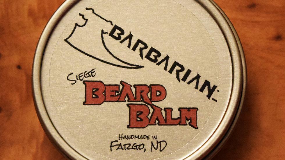 Barbarian Siege Beard Balm