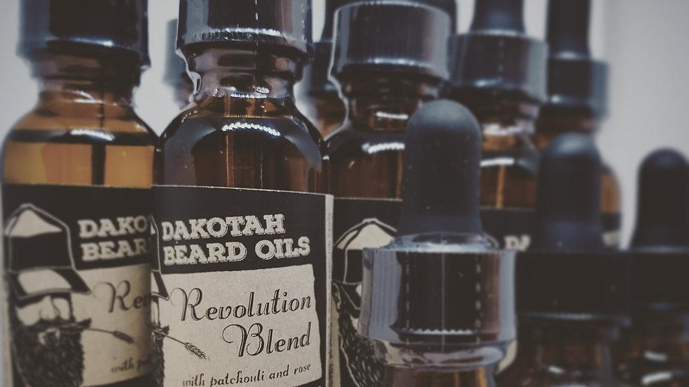 Dakotah Beard Oils Revolution Blend