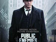 PUBLIC ENEMIES starring Johnny Depp