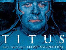 TITUS starring Anthony Hopkins