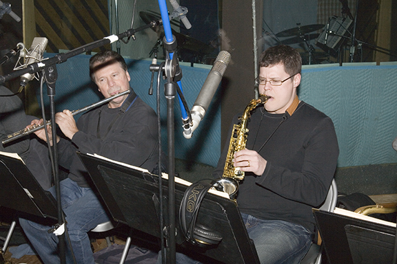 Bruce Williamson and Todd Bashore