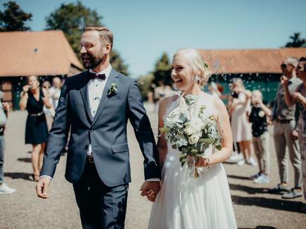 Steffi & Nils   Hochzeit im Erbhof