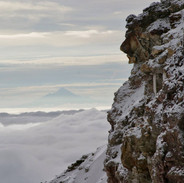 Pico de Orizaba desde Izta