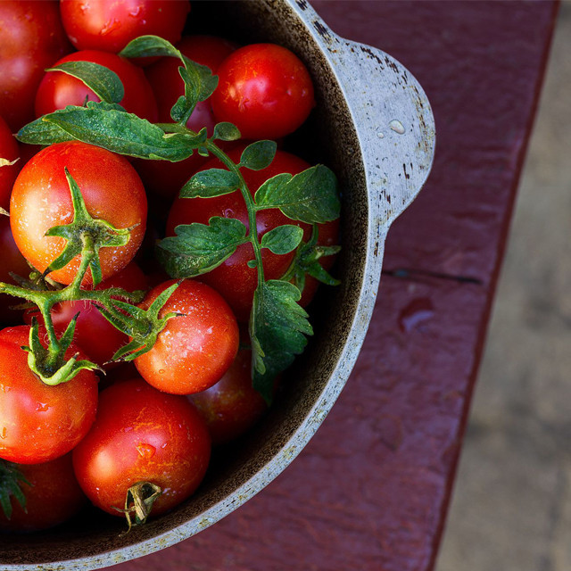tomatoes for healthy skin