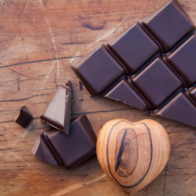 dark chocolate for healthy skin
