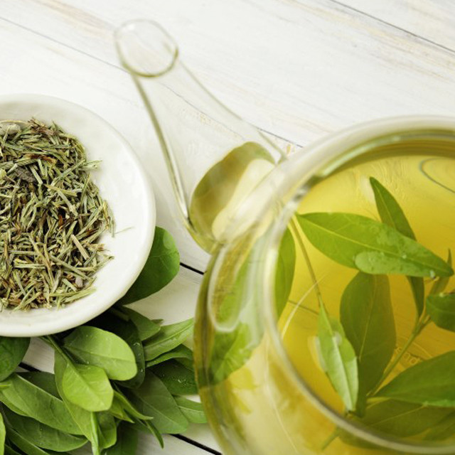 green tea for healthy skin