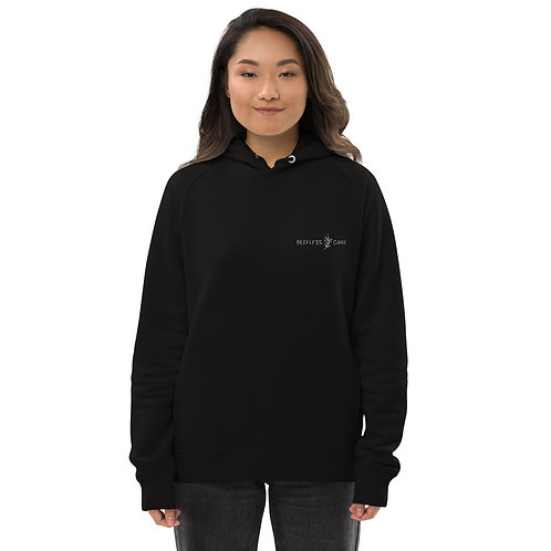 BEEFLESS CAKE Embroidered Logo Unisex pullover hoodie copy