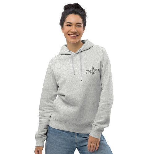 Embroidered Logo Unisex Pullover Hoodie