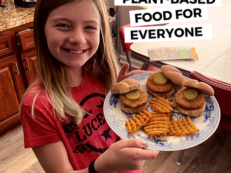 Kid-Tested, Parent-Approved: Plant-Based Food for Everyone!