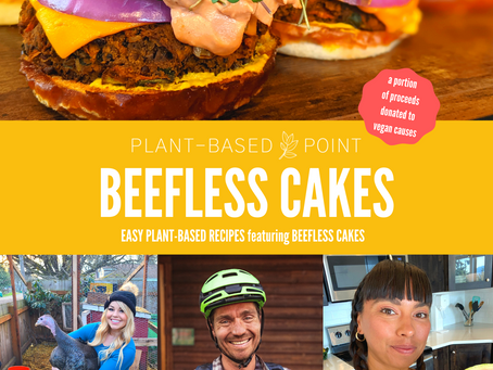 PRESS RELEASE: New Plant-Based Cookbook Delivers More Than Just Recipes