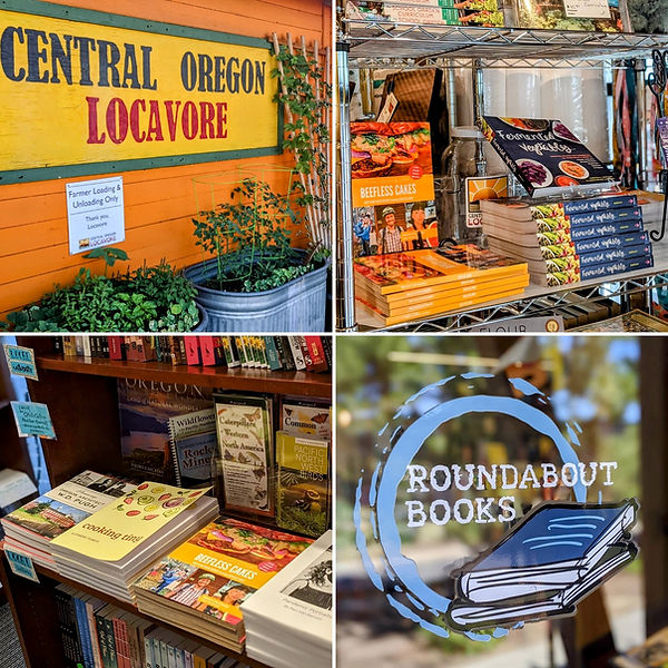 Locavore Roundabout Books BEEFLESS CAKES 2JUL21jpg.jpg