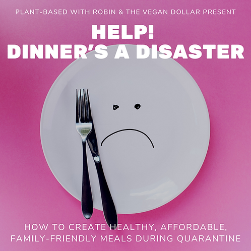 HELP! Dinner's A Disaster