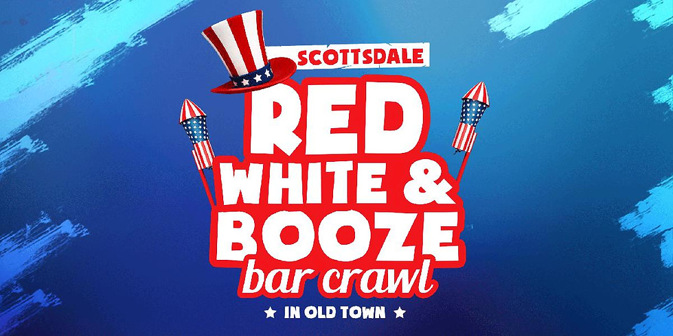 Red, White and Booze Bar Crawl