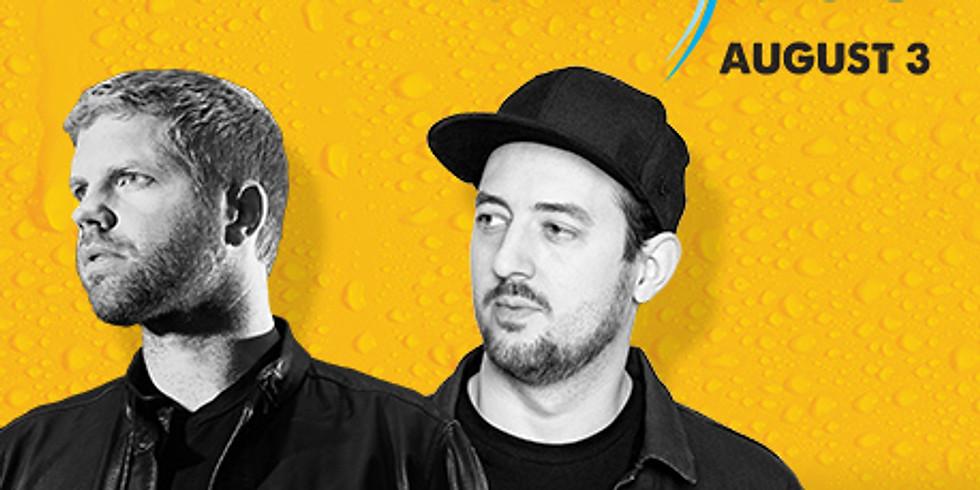 Release Pool Party -  Morgan Page + Wolfgang Gartner