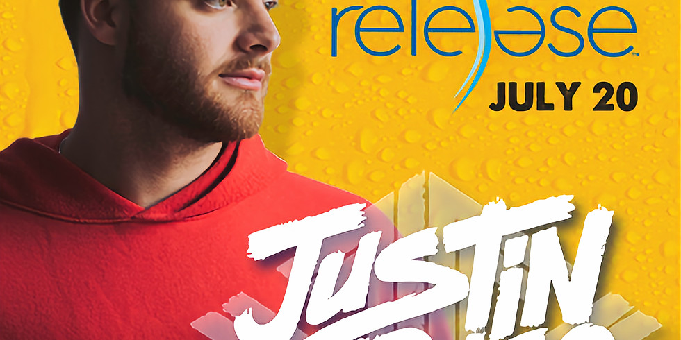 Release Pool Party - Justin Caruso