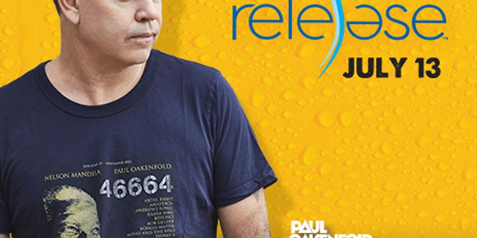 Release Pool Party -  Paul Oakenfold