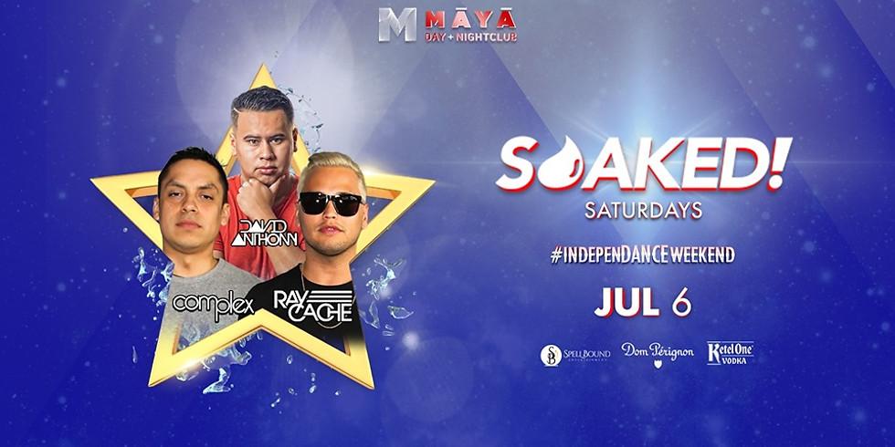 Maya Dayclub - Soaked on Saturdays