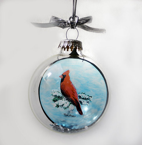 Cardinal Ornament Limited Edition