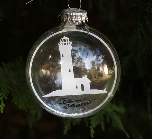 Lighthouse Ornament Limited Edition